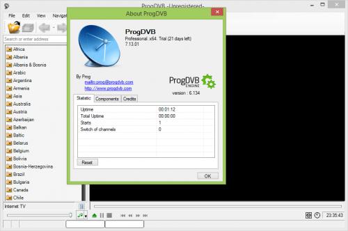 ProgDVB home page