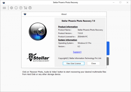 Stellar Phoenix Photo Recovery 7 Patch Crack Download