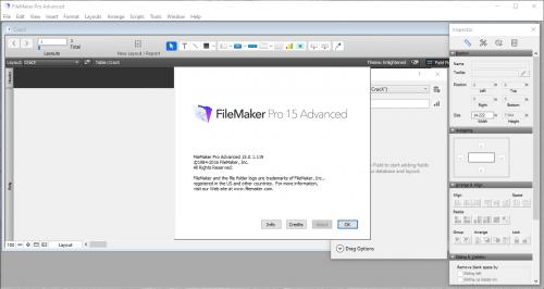 FileMaker Pro 15 Advanced Full Crack & Key Final Download