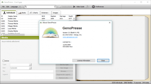 GenoPresse 2 Serial Number + Patch Free Full Download