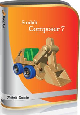 SimLab Composer 7 Crack & Serial Key Free Download
