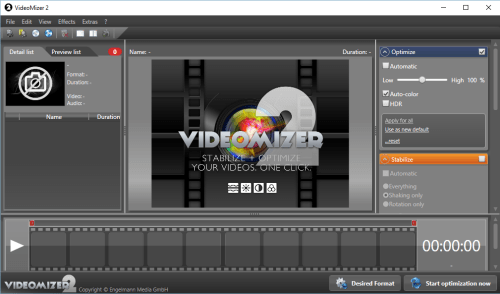 Videomizer 2.0 Serial Key + Patch Full Free Download