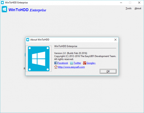 WinToHDD Enterprise 2.0 Keygen + Serial Number Free Download