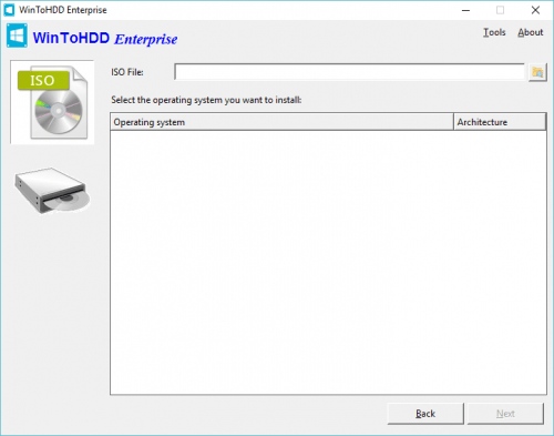 WinToHDD Enterprise 2.0 Patch + Keygen Free Full Download