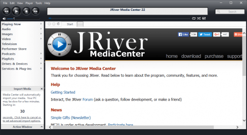 JRiver Media Center 22 Patch + Serial Key Full Free Download