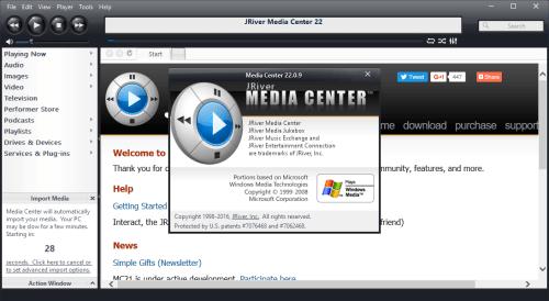 JRiver Media Center 22 Crack & License Key Free Download