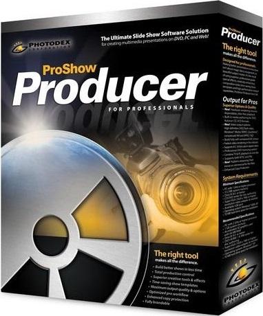 Photodex ProShow Producer 8 Crack & Keygen Free Download
