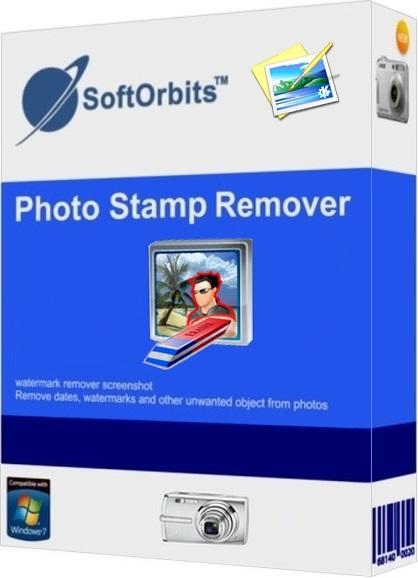 SoftOrbits Photo Stamp Remover 8.3 Crack & Key Download