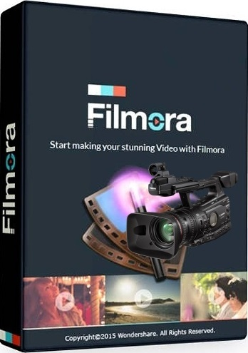 Wondershare Filmora 7 Crack & License Keygen Download