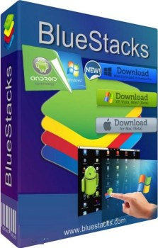 BlueStacks App Player Pro 2.5.4 .8001 Mod & Offline Rooted