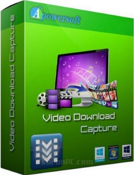 Apowersoft Video Download Capture 6.0.9 Crack & Keygen Free