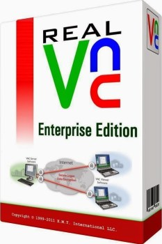 RealVNC Enterprise 6 Crack & Serial Key Download
