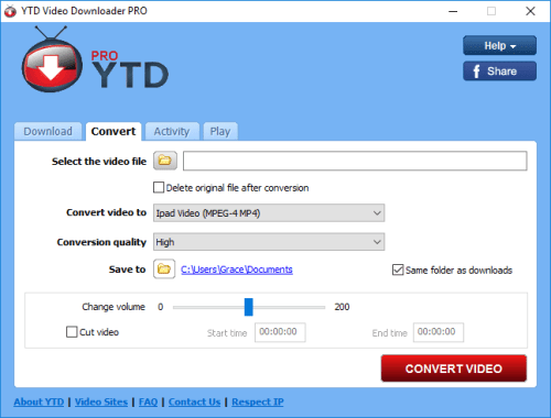 YTD Video Downlaoder Pro 5.8.3 Crack & Serial Key Download