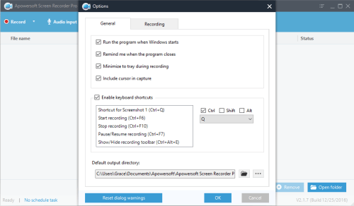 Apowersoft Screen Recorder Pro 2.1.7 License Key Free Download