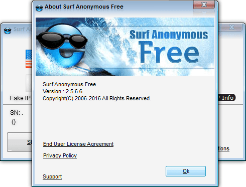 Free Anonymous Proxy Browser