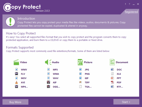Newsoftwares Copy Protect 2.0.3 Keygen + License Key Download