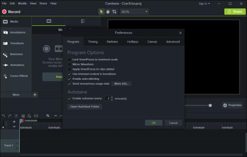TechSmith Camtasia Studio 9.0.3 License Key + Patch Download