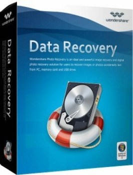 Wondershare Data Recovery 5.0.7.8 Crack & Key Download
