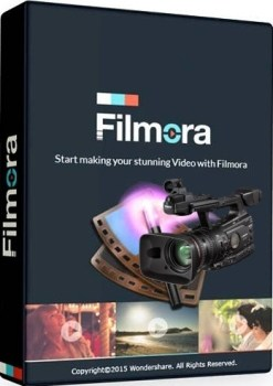 Wondershare Filmora 8.0 Crack & Serial Key Free Download