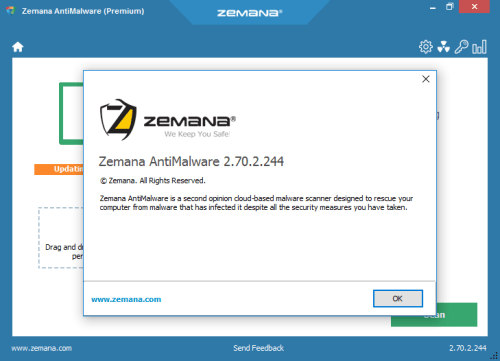 Zemana AntiMalware Premium 2.70 License Key Full Download