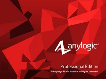 AnyLogic Professional 7.0.2 Crack & Serial Number Download