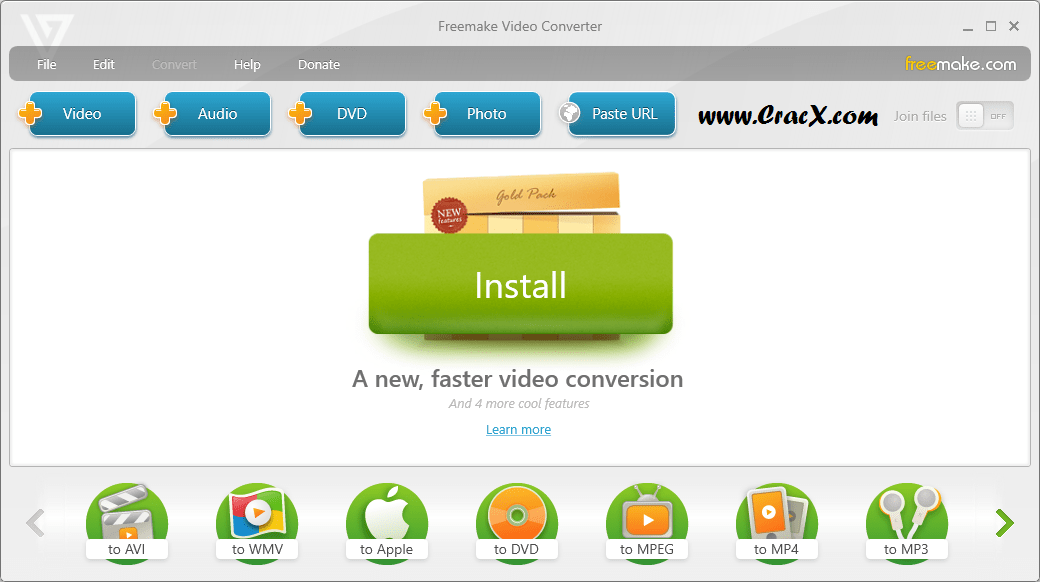 freemake video converter 4.1.9