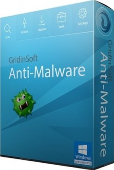 GridinSoft Anti-Malware 3.0.77 Crack & Serial Key Download