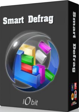 IObit Smart Defrag Pro 5.5.0.1024 Crack & Serial Key Free