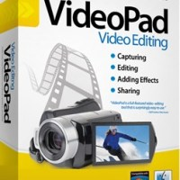NCH VideoPad Video Editor Professional 4 Crack Key Download