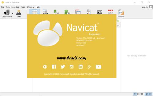 Navicat Premium 11.2.15 Crack & License Key Download