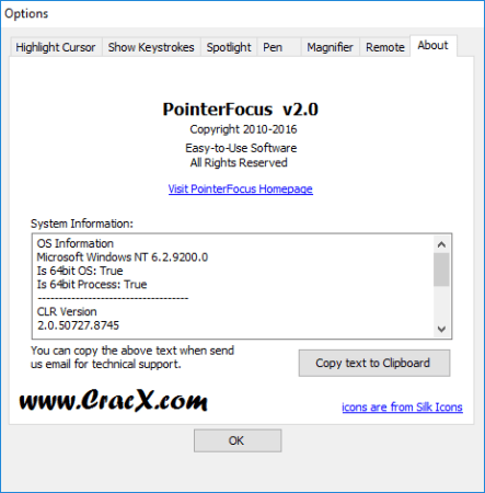 PointerFocus 2.0 Serial key + Patch Full Version Download