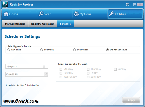 ReviverSoft Registry Reviver 4 Keygen & Crack Full Download