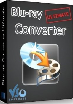 VSO Blu-ray DVD Converter Ultimate 4.0.0.56 + Patch Free