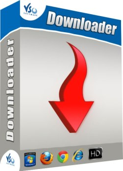 VSO Downloader 5.0.1.20 Crack & License Key Download