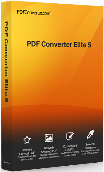 PDF Converter Elite 5.0.5.0 License Key & Crack Download