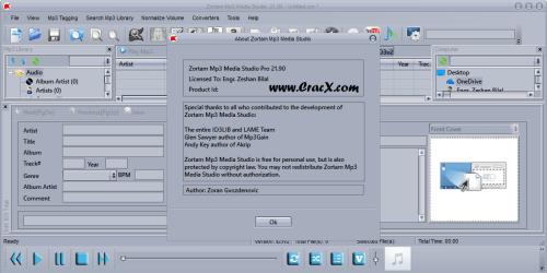 Zortam Mp3 Media Studio Pro 21.90 Patch Activator Download