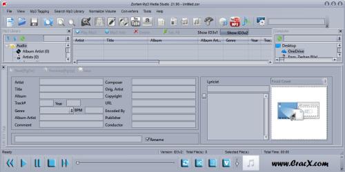 Zortam Mp3 Media Studio Pro 21.90 Serial Key Free Download