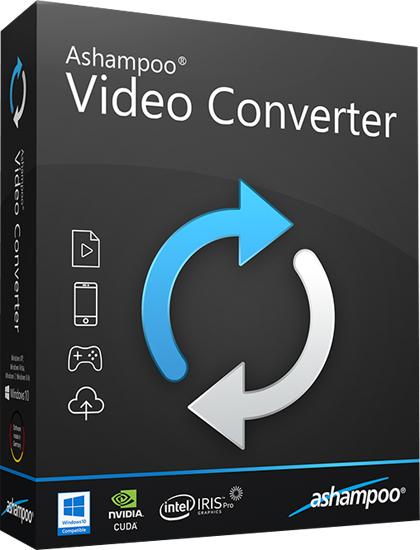 Ashampoo Video Converter 1.0.0.44 Crack & Keygen Download