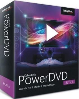 CyberLink PowerDVD Ultra 17.0.1523.60 Keygen, Crack Download