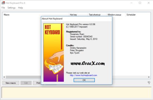 Hot Keyboard Pro 6.0.96 Patch & Serial Key Download