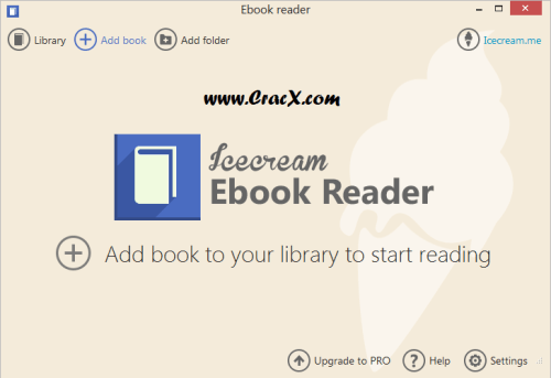 Icecream Ebook Reader Pro 4.52 Serial Key & Crack Download