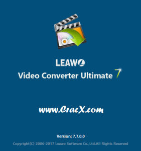 Leawo Video Converter Ultimate 7 License Key, Crack Download