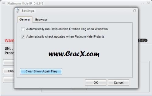 Platinum Hide IP 3.5.6.8 Serial Key & Crack Download