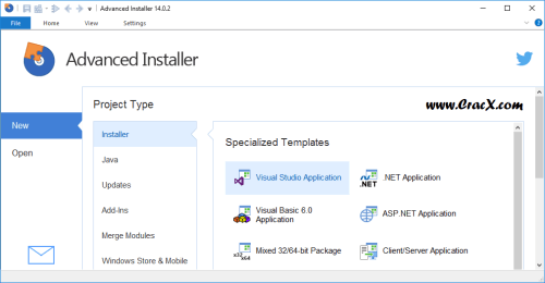Advanced Installer Architect 14.0.2 Serial Key & Crack Download