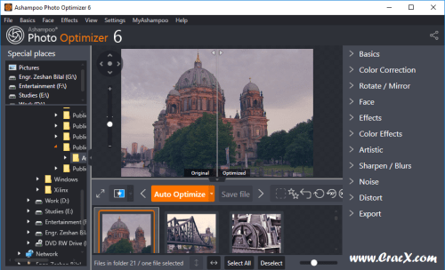 Ashampoo Photo Optimizer 6.0.20 Keygen & Patch Download