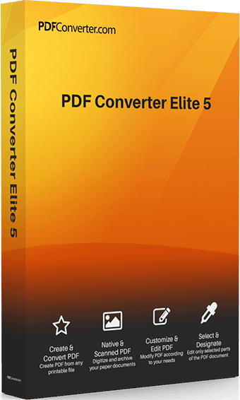PDF Converter Elite 5.0.6.0 Patch & License Key Download