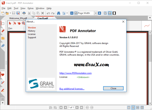 PDF Annotator 6.1.0.612 Keygen & Activator Download