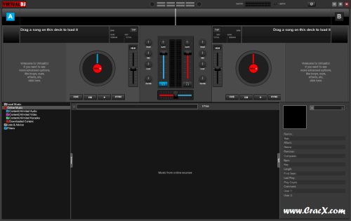 Atomix VirtualDJ Pro Infinity 8.2.3798 Crack & Key Download