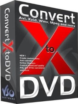 VSO ConvertXtoDVD 7.0.0.43 Patch & License Key Download
