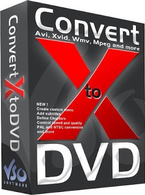 VSO ConvertXtoDVD 7.0.0.43 Patch & License Key Download